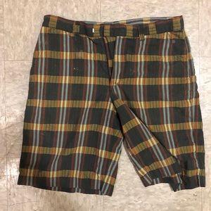 Plaid Patagonia Shorts